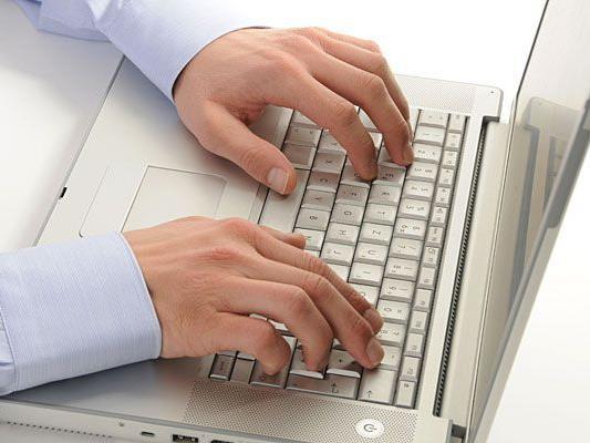 Künftig wird man bei kleineren Delikaten via E-Mail bei der Polizei Anzeige erstatten können