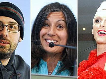 Sido, Maria Vassilakou und Brigitte Nielsen sind nur ein paar der Menschen, die 2012 in Wien von sich reden machten