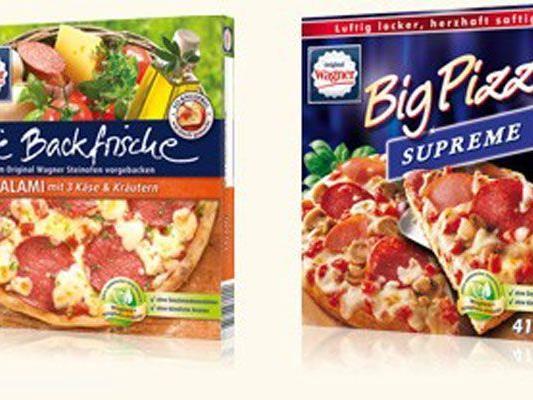 """""""Die Backfrische"""" und """"Big Pizza"""" betroffen."""