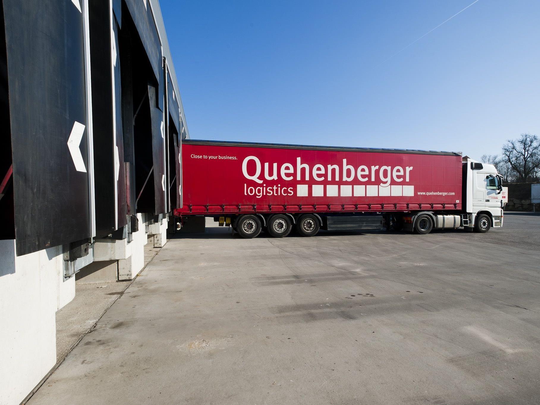 Quehenberger Logistics hat ihren Sitz ursprünglich in Straßwalchen.