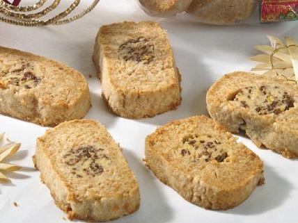 Shortbread schmeckt mit einer Füllung gleich doppelt so gut.