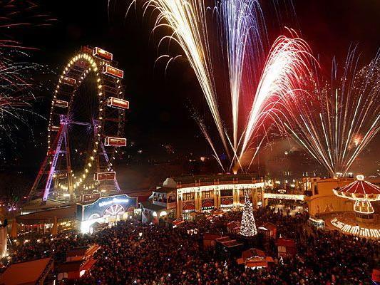 Der Silvesterpfad bietet auch heuer wieder fulminante Feuerwerke und viele weitere Highlights