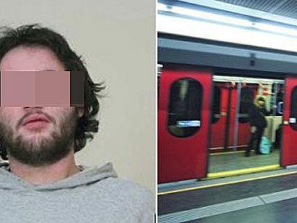 Dieser Mann sitzt nach der Vergewaltigung in der U6 in U-Haft - bestreitet jedoch alles