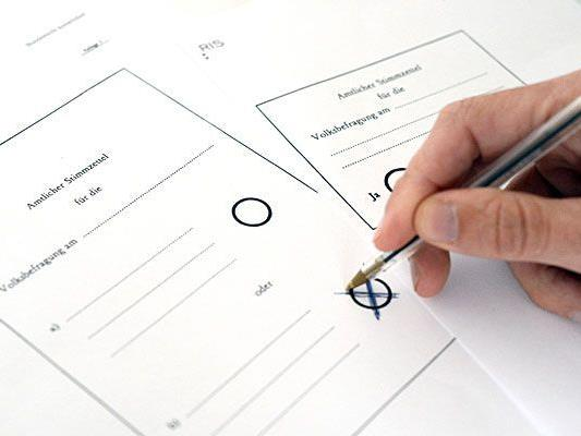 Dass die Wiener Volksbefragung 2013 kommt, ist fix - die Fragen sind es noch nicht