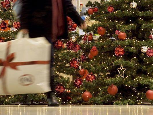 Am letzten Adventsamstag erledigten viele noch Einkäufe