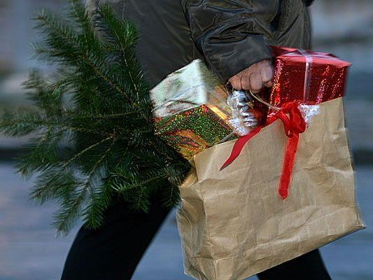 Last-Minute-Shopping ist in Wien auch am 24. Dezember noch möglich