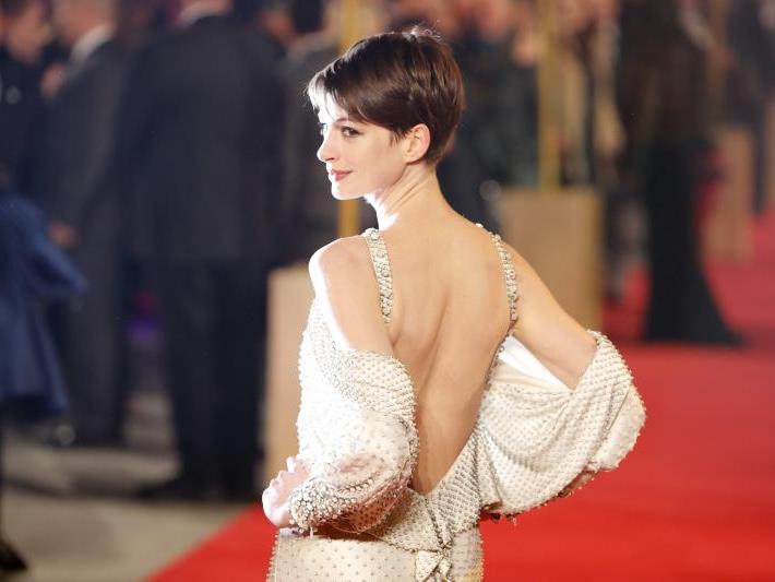 Anne Hathaway ist angeblich schwanger.