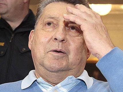 """Elnser sei """"schockiert"""" über das Urteil im zweiten BAWAG-Prozess."""