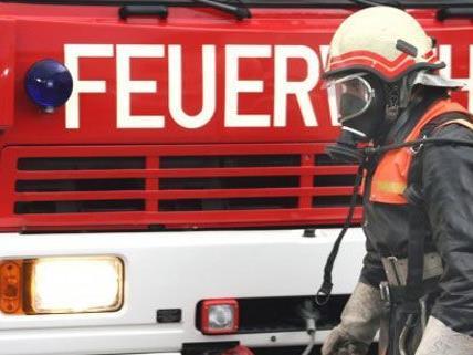 Insgesamt sieben Personen wurden am Samstag bei dem Brand in Wien-Liesing verletzt.