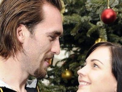 Vor zwei Jahren schauten sie sich noch verliebt ihn die Augen.