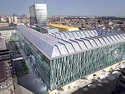 Das neue Finanzamt-Zentrum in Wien-Mitte.