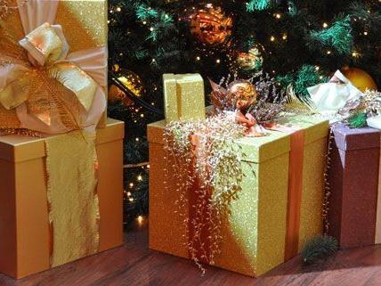 Außergewöhnliche Weihnachtsgeschenke: Seien Sie originell.
