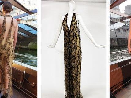 VIENNA.AT verlost exklusiv diese Ballrobe von Designer Richard Rozbora.