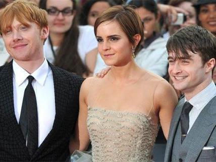 Der Harry Potter-Cast kommt für ein neues Projekt zusammen.