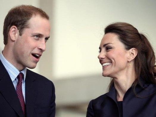 William und Kate erwarten ein Kind
