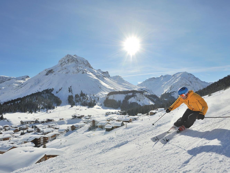 In Lech-Zürs sind bald wieder die Skifahrer unterwegs