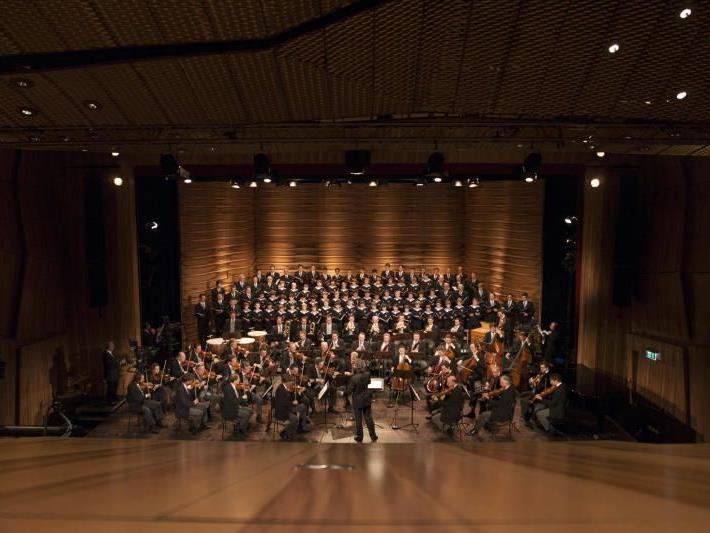 MuTh, so der Name des neuen Konzertsaals der Sängerknaben.