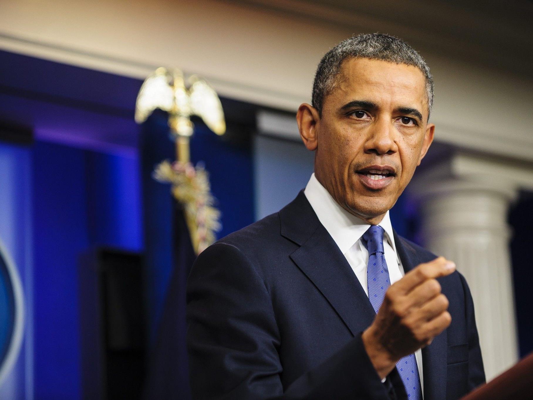 US-Präsident sieht Licht am Ende des Tunnels, der zu einem neuen US-Haushalt führen soll.