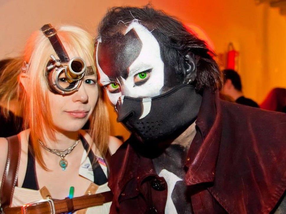 Das ist der große Party-Rückblick 2012.