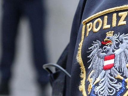 Die Polizei schnappte zwei Randalierer in Wien-Fünfhaus