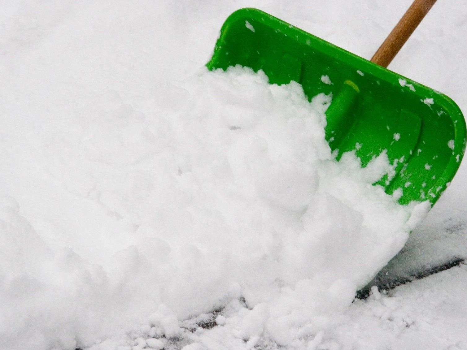 Der WAC bittet seine Fans um Hilfe beim Schneeschaufeln vor dem Liga-Match gegen die Wiener Austria.