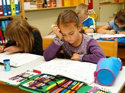 Pflichtschüler in Wien müssen künftig 15 Bildungstests absolvieren.
