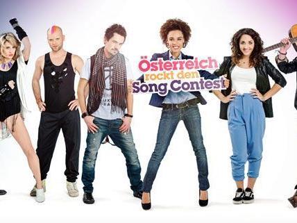 Österreichs Kandidaten für den Vorentscheid zum Eurovision Song Contest 2013 stehen fest.