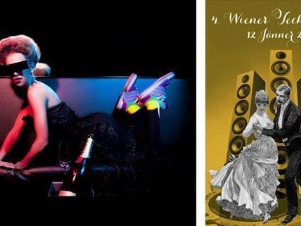 Vera Böhnisch wird den vierten Wiener Techno Ball mit der offiziellen Hymne eröffnen