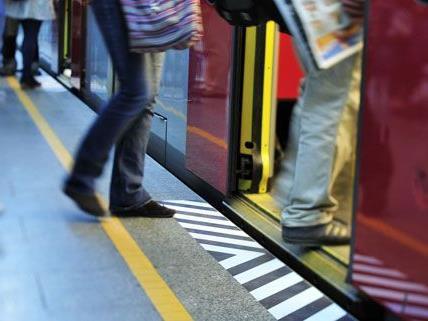 Störungen auf der Linie U6 am Montag.
