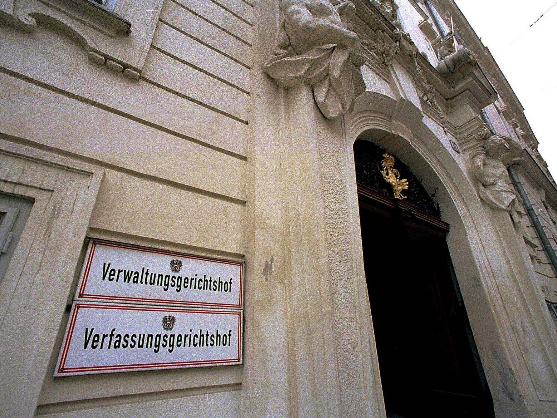 Verfassungsgerichtshof: Grunderwerbsteuer teils verfassungswidrig.