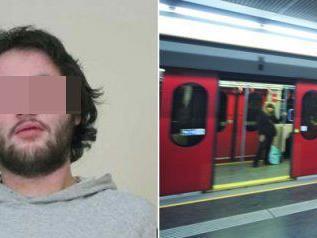 Dieser Mann wird nach einer Vergewaltigung in der Linie U6 gesucht.