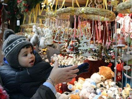Die Befragten waren allesamt zufrieden mit dem Angebot der Wiener Weihnachtsmärkte.