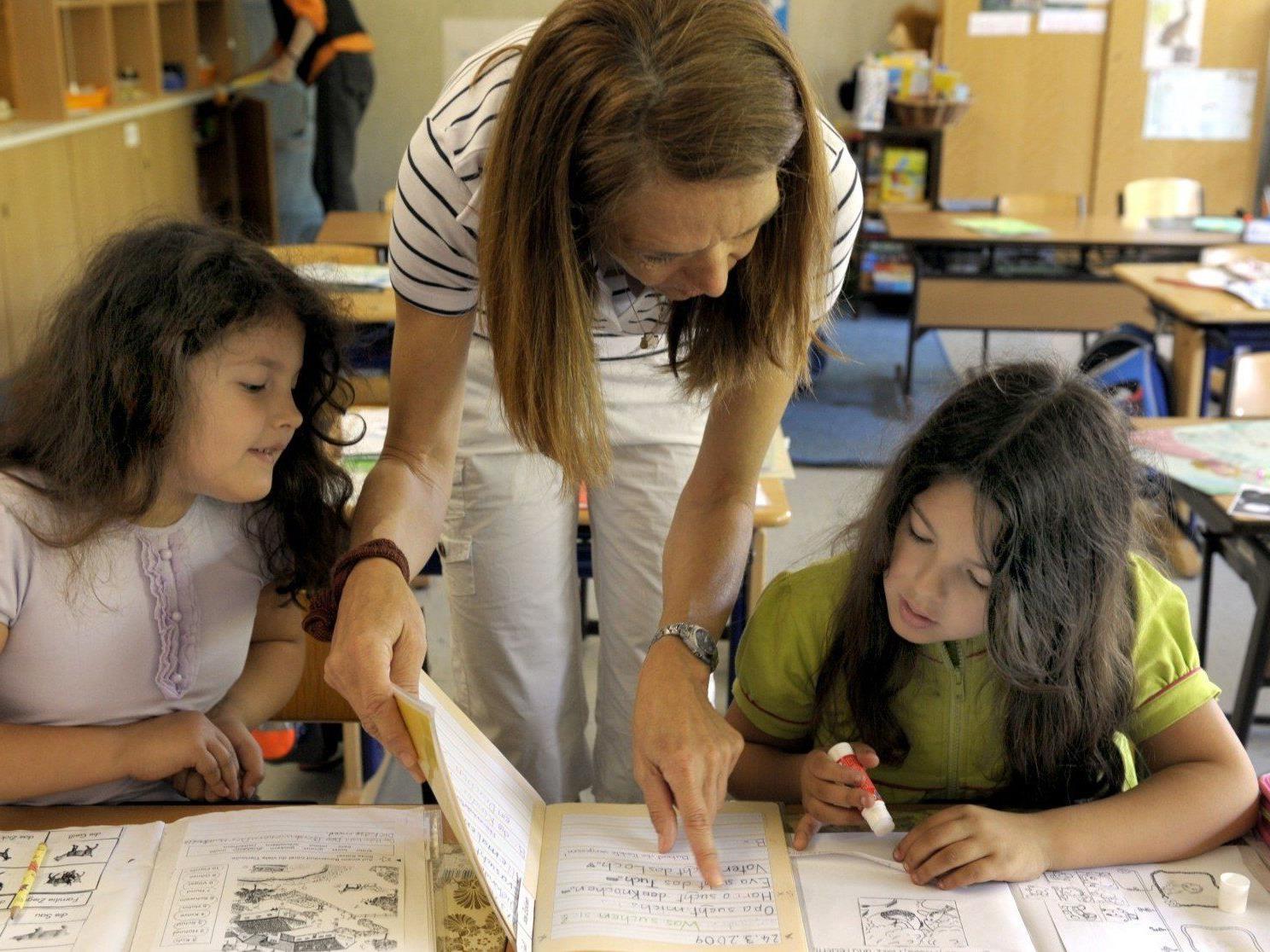In Wien sollen Kinder mit Sprachproblemen jetzt in eigene Vorschulklassen gehen