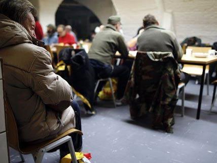 Die Stadt Wien hat ein Winterpaket für obdachlose Menschen zusammen gestellt