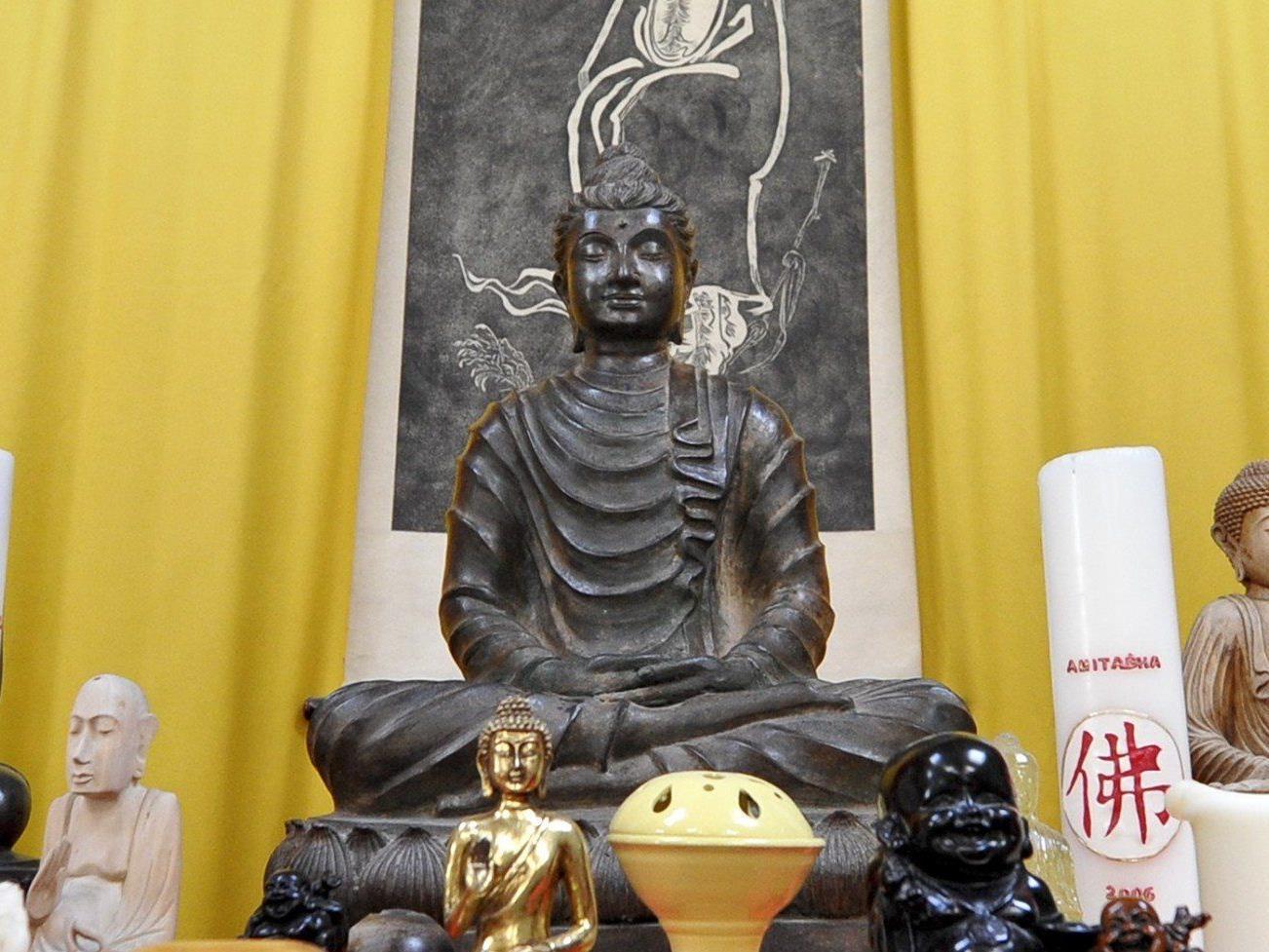 Vom 2. bis 16. Februar finden im Wiener Shao Lin Tempel die Kung-Fu-Wochen statt.