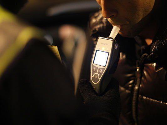 Ein Alko-Lenker wurde in Penzing von der Polizei geschnappt
