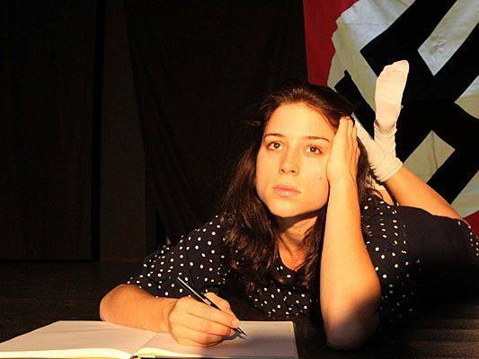 Das Tagebuch der Anne Frank wird im Theater-Center-Forum in Wien aufgeführt