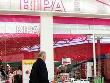 Überfall auf eine BIPA-Filiale in Wien-Josefstadt.