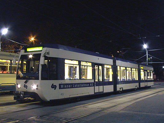 In den nächsten Jahren wird am Ausbau der Badner Bahn gearbeitet