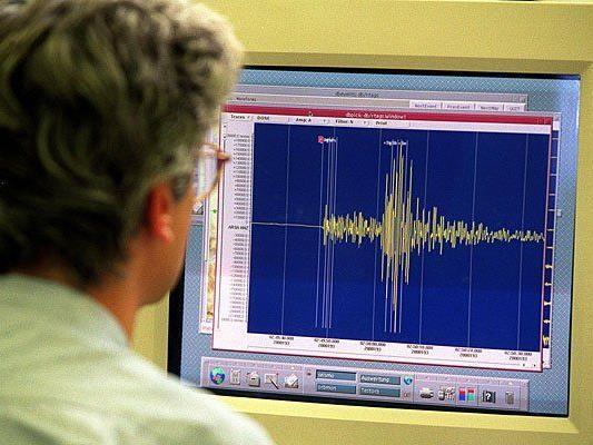Das Erdbeben im südlichen Niederösterreich erreichte die Stärke 3,6