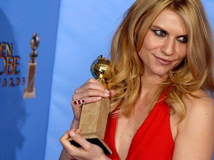 Golden Globes 2013: Homeland ist der Serien-Gewinner - Claire Danes wurde ausgezeichnet