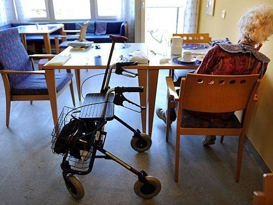 Ein Seniorenheim in Wien-Döbling wurde überfallen
