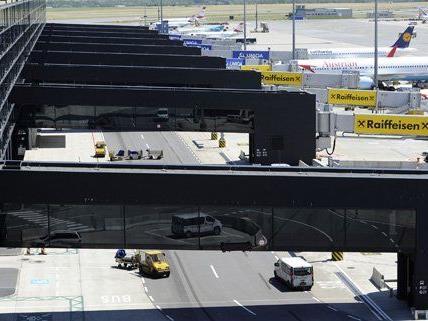 Security-Gehälter am Flughafen Wien steigen um 10%