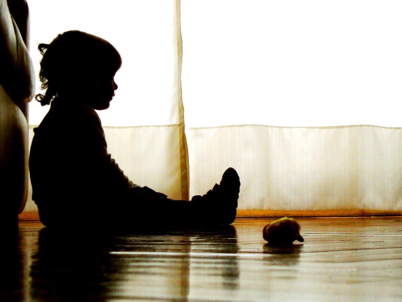 Wer gewalttätig ist, wurde oftmals auch als Kind geschlagen oder erlebte starke Angst.