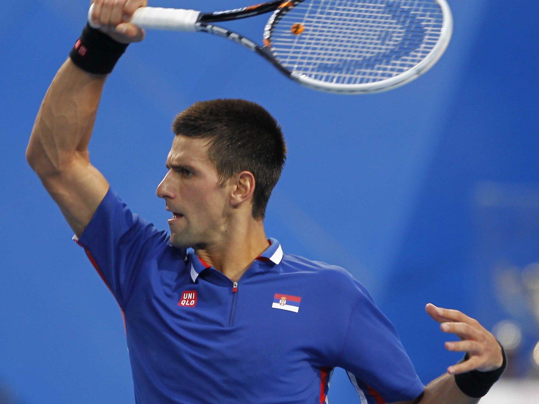 Head setzt unter anderem auf Tennis-Weltstar Novak Djokovic.