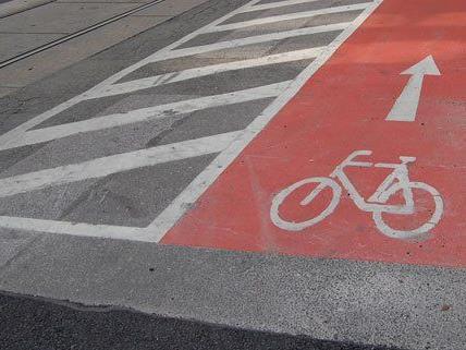 2013 sollen bis zu vier Fahrradstraßen in Wien entstehen.