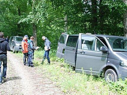 Trotz intensiver Suche wurde die Leiche von Heidrun W. nicht gefunden.