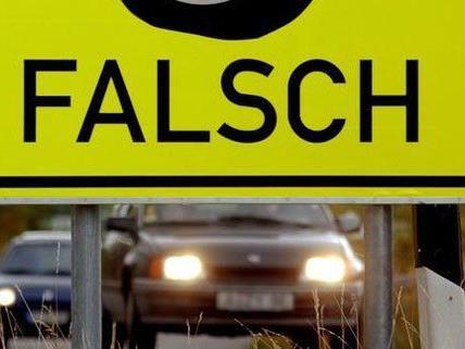 Am häufigsten sind Geisterfahrer auf der A2 in Niederösterreich unterwegs.