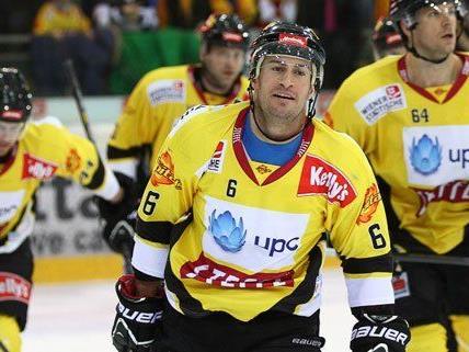 Die Vienna Capitals müssen stark ersatzgeschwächt gegen den Meister aus Linz antreten