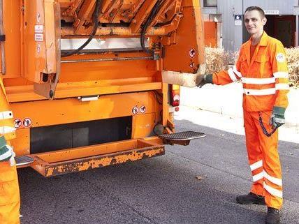 Die Wiener Abfallwirtschaft arbeitet sauber.